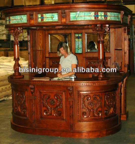 Bisini Bar De Madera Maciza Bg500012 Buy Bar ComercialesBarra De