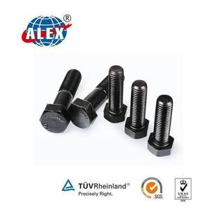 Quality precise Fastening 35# wax track roller guard bolt