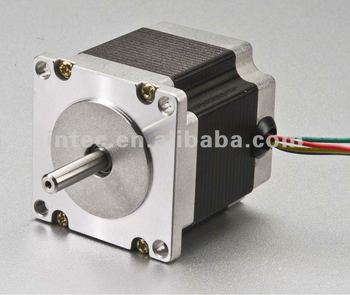 Nema 23 hybrid stepping motor size 57mm buy nema 23 for Nema stepper motor sizes