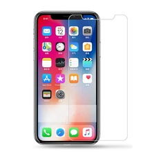 Neueste kommende modell <span class=keywords><strong>präzise</strong></span> größe high definition fingerprint proof anti shock screen protector für iphone Xs max 6,5 zoll