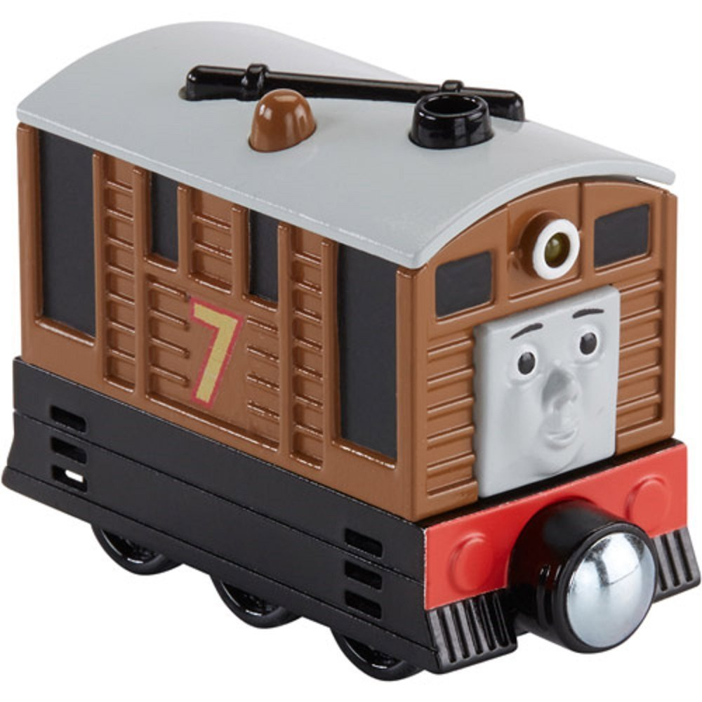 Buy Thomas & Toby Gift Pack - Thomas the Tank Train Wooden Railway ...
