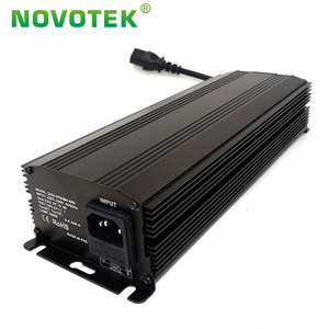 Hydroponics 220-240V Electronic Digital Grow Ballast 600W