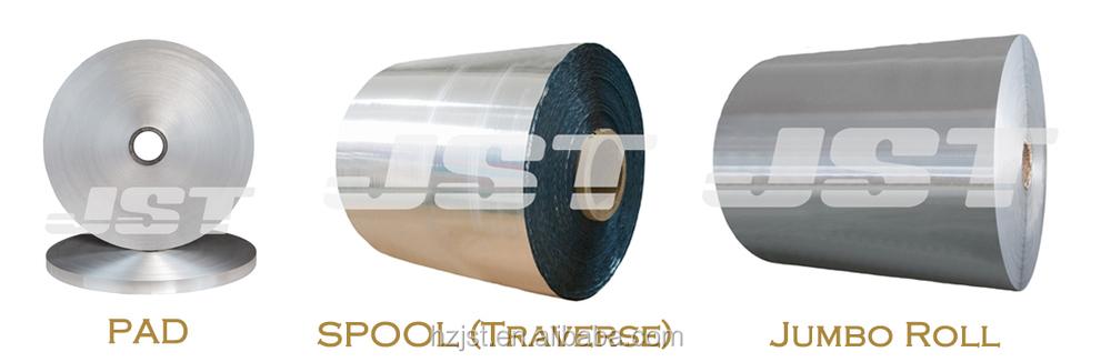 Heat Resistance Self Adhesive Aluminum Foil Tape Al-pet-emaa Foil ...