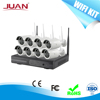 720P wireless NVR KIT with strong anti-interference