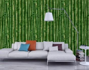 Interieur decoratieve bamboe d behang voor restaurant buy d