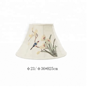 Nature Dragonflies Printing Fluorescent Ceiling Landscape Light Cover