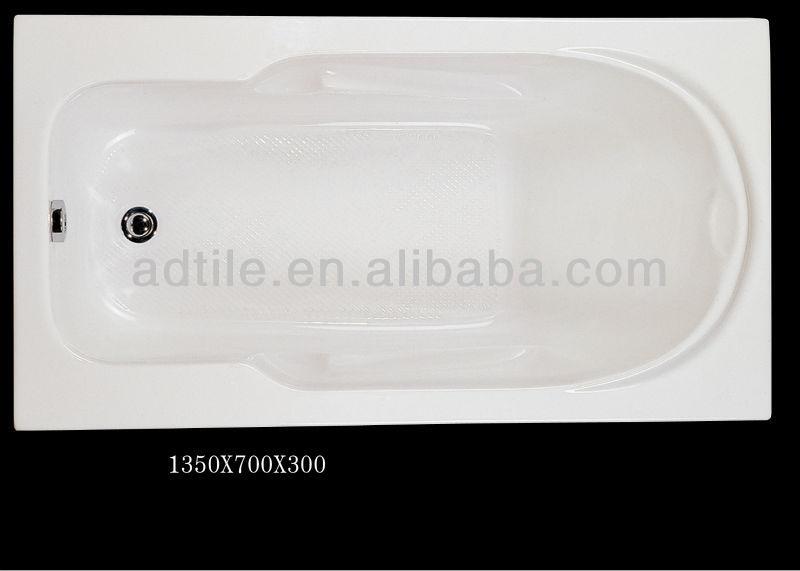 acrylique tr s petite baignoire 135 x 70 cm baignoire bains th rapeutiques id de produit. Black Bedroom Furniture Sets. Home Design Ideas