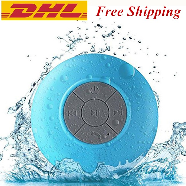 DHL Free Shipping hot selling factory price waterproof wireless BT <strong>speaker</strong> for tablet