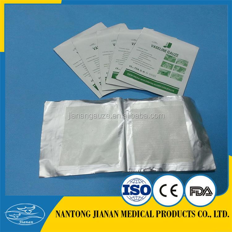 10cm*10cm Sterile Vaseline Gauze - 160.2KB