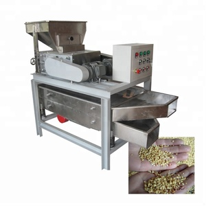 Best quality solon pine nut cutting machine / almond dicing machine / nut processing machine