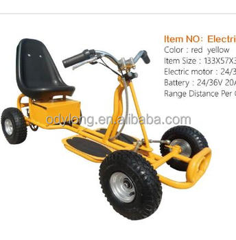 Price Of Mini Solar Electric Motor Go Kart For Kids
