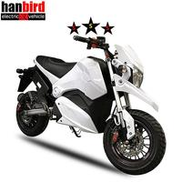 Brushless Motor Electric Bike High Speed 3000W Good Quality Moped for USA M3S