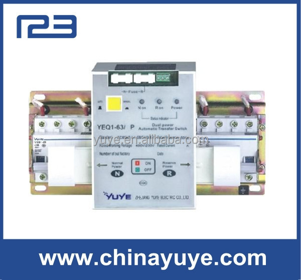 3 Phase Automatic Transfer Switch/ats For Generator/ Transfer ...