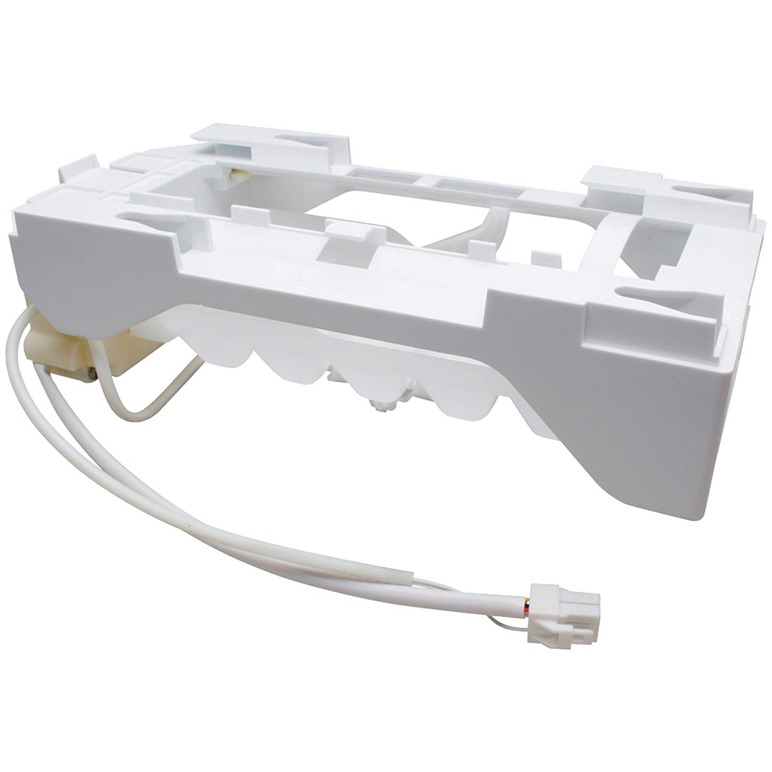 Exact Replacement Parts ER243297606 Ice Maker for Whirlpool Refrigerators, White