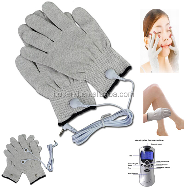 Tens Unit Gloves For Physical Therapy