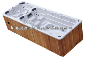 Dual Zone Swim Spa Pool Endless Swimming Jcs Ss1