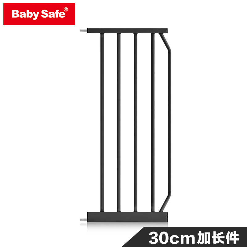 Babysafe ребенок ворота удлинить черный 30 см удлинить