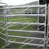 Factory Hot dipped galvanized pipe 1.8*2.1m Heavy Duty Cattle Corral Panels For Sale