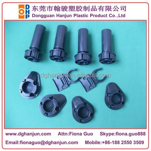 Hjf-100a Plastic Adjustable Cabinet Leg/leveling Feet +drill ...