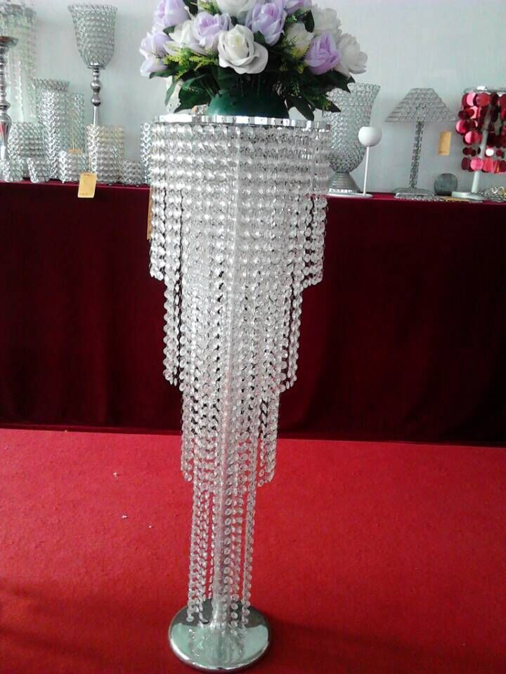 2015 New Style Elegant Tall Wedding Flower Stands