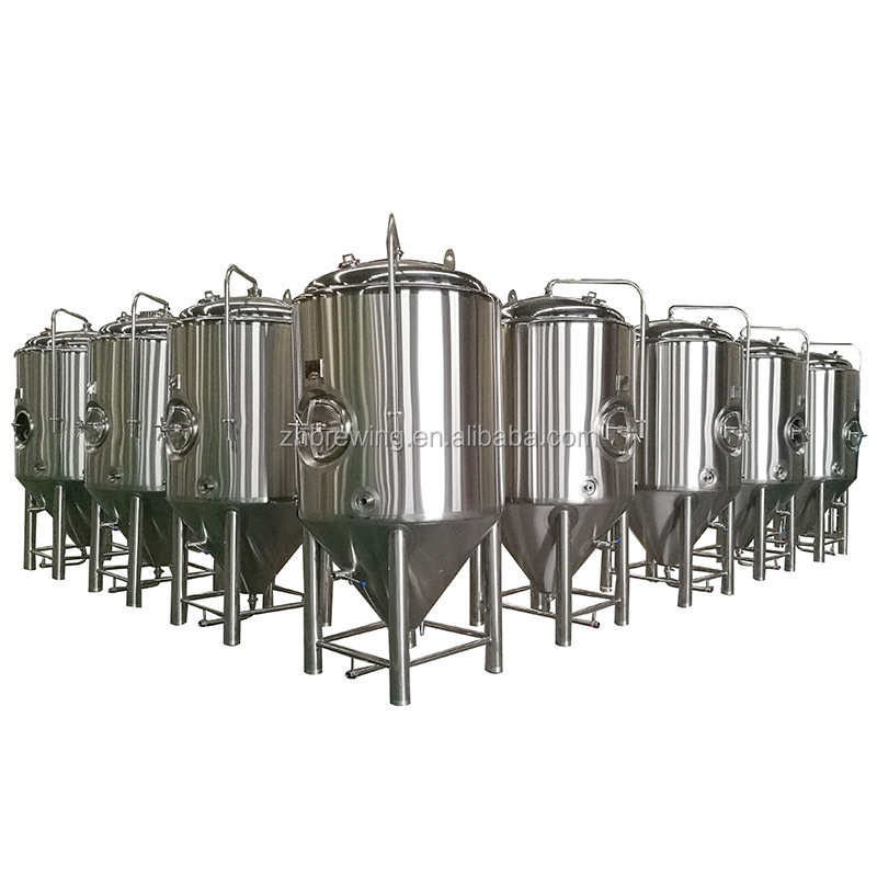 100L-2000L stainless steel craft beer equipment beer fermentation tank use for beer fermenting