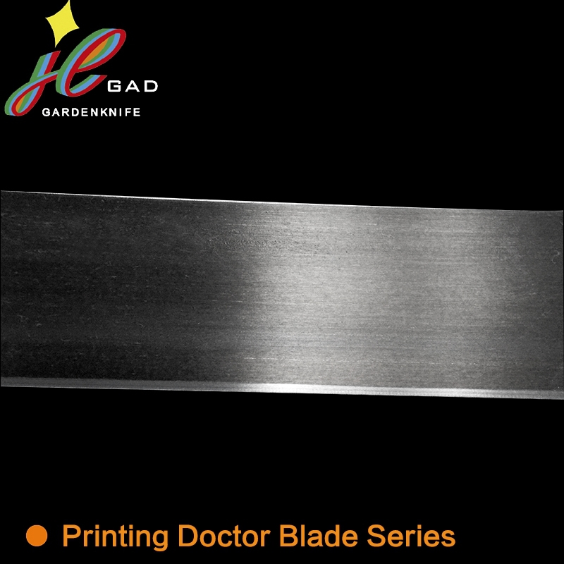 Durable gravure printing machine parts/chamber doctor blade