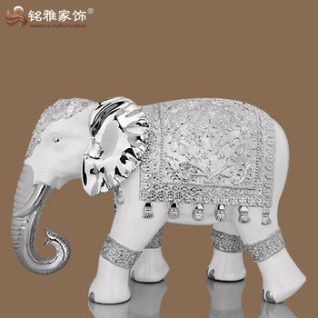 2018 Hot Sale Indoor Home Decor Large Size Elephant Statue With