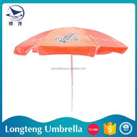 Top 10 promotional umbrella Sun protection Aluminum Straight rainbow umbrella