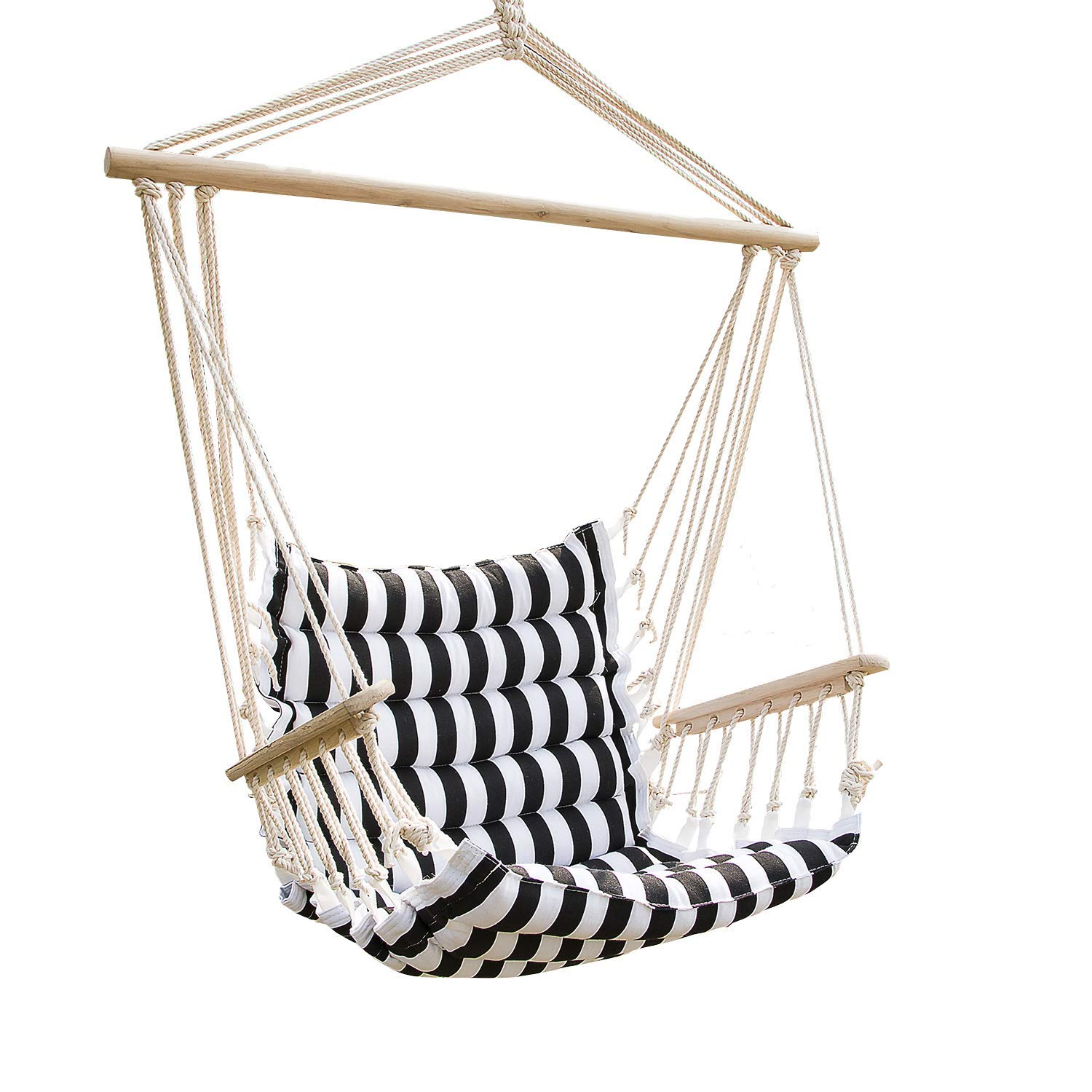 Buy Walcut Portable Polyester Cotton Swing Chair Rope Hanging