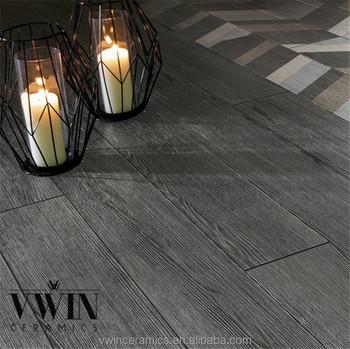 150x900mm Indoor Office Wooden Printed Flooring Tiles