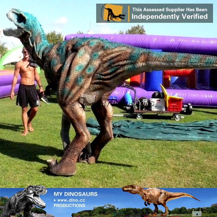 MY Dino CP-18 Adult Mechanical Realistic Dinosaur Costume