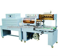 Automatic Heat Tunnel Shrink Wrap Machine With Auto Sealer