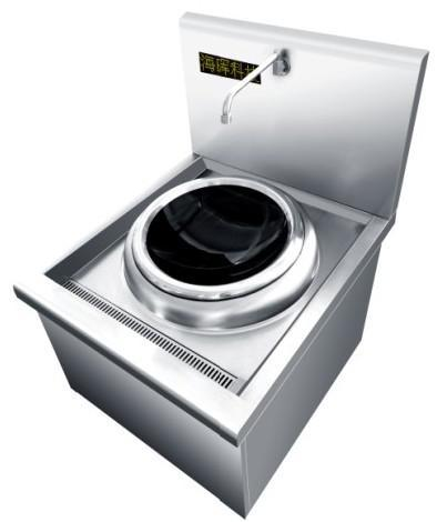 15000w China Commercial Induction Electric Range Cook Hob ...