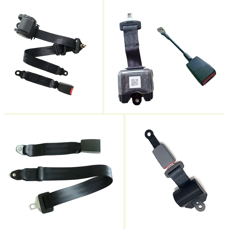 removable left and right side bus safety seat belt factory