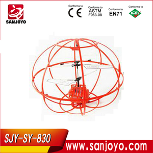 flying ball helicopter 3.5CH flash w/ USB cable