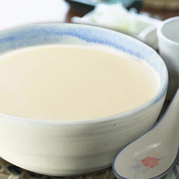 how to make soya beans powder
