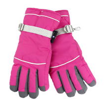 Wholesale Latest Printed Waterproof Heat Resistant Ski gloves Cotton Canvas Print Ladies Garden Glove