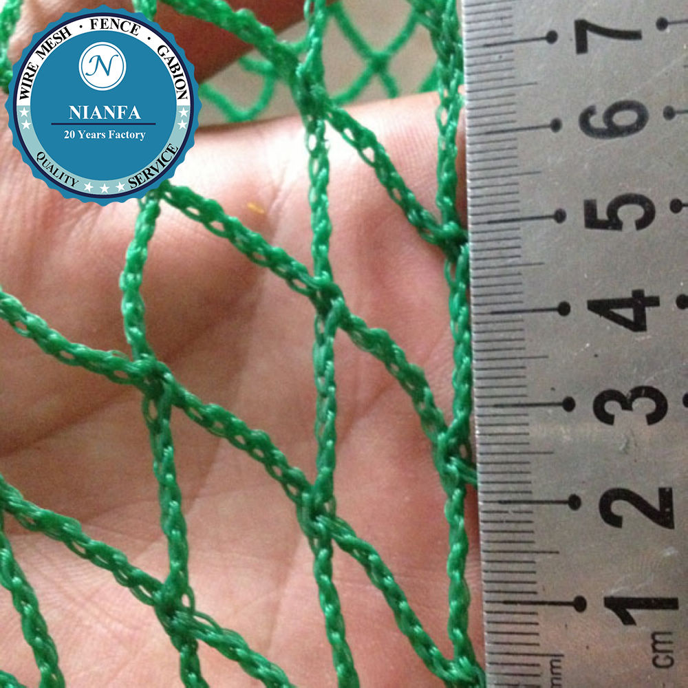 Cheap nylon rope nets for mairne use /safety netting for children (Guangzhou Factory)