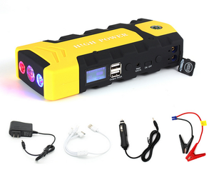 Temperature controlled car starter 18000mah 12v spark js18 mini jump starter