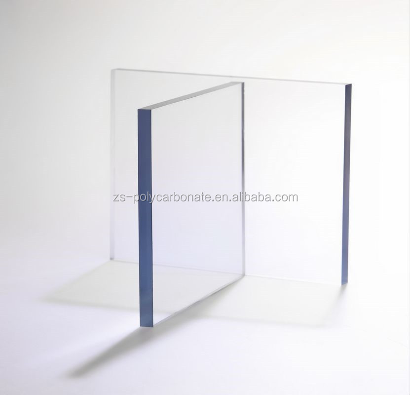 high abrasion resistance Hard coated polycarbonate sheet