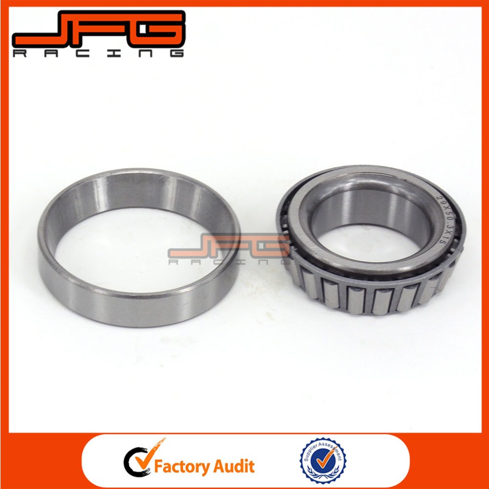 Steering Stem Head Race Bearings For Honda CRF 250X Dirt Bike Parts