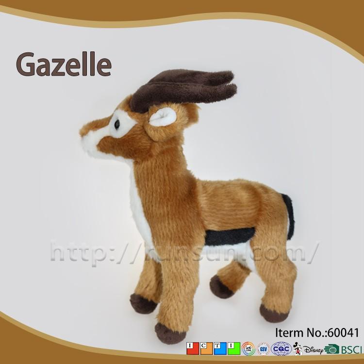 En peluche Personnalisés-Gazelle-Peluche-Teddy-Moyen-En Peluche-Doux