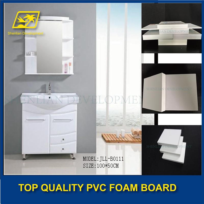 Brand new pvc foam board 18mm thickness/pvc board sheet/hard foam