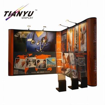 Pop Up Exhibition Stand : Exhibition booth trade show display stand pop up display backdrop