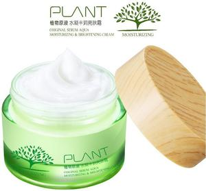 Nceko plant original serum aqua face cream brand name face cream 50g with moisturizing & brightening