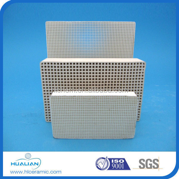 2017Honeycomb Ceramic Filter Plate For Casting Industry