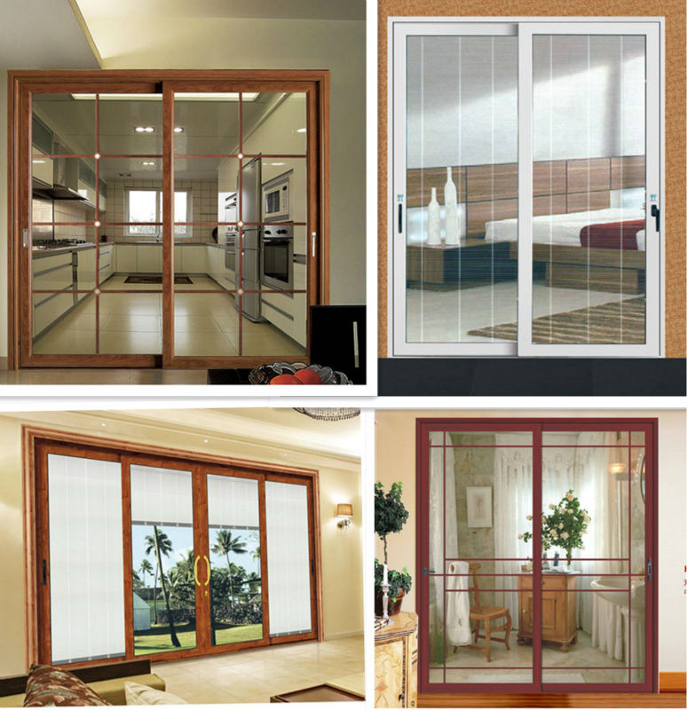 Puertas terraza aluminio cheap carpintera de aluminio - Puertas correderas terraza ...