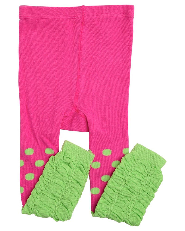wenchoice Hot Pink Footless Tights/Girls