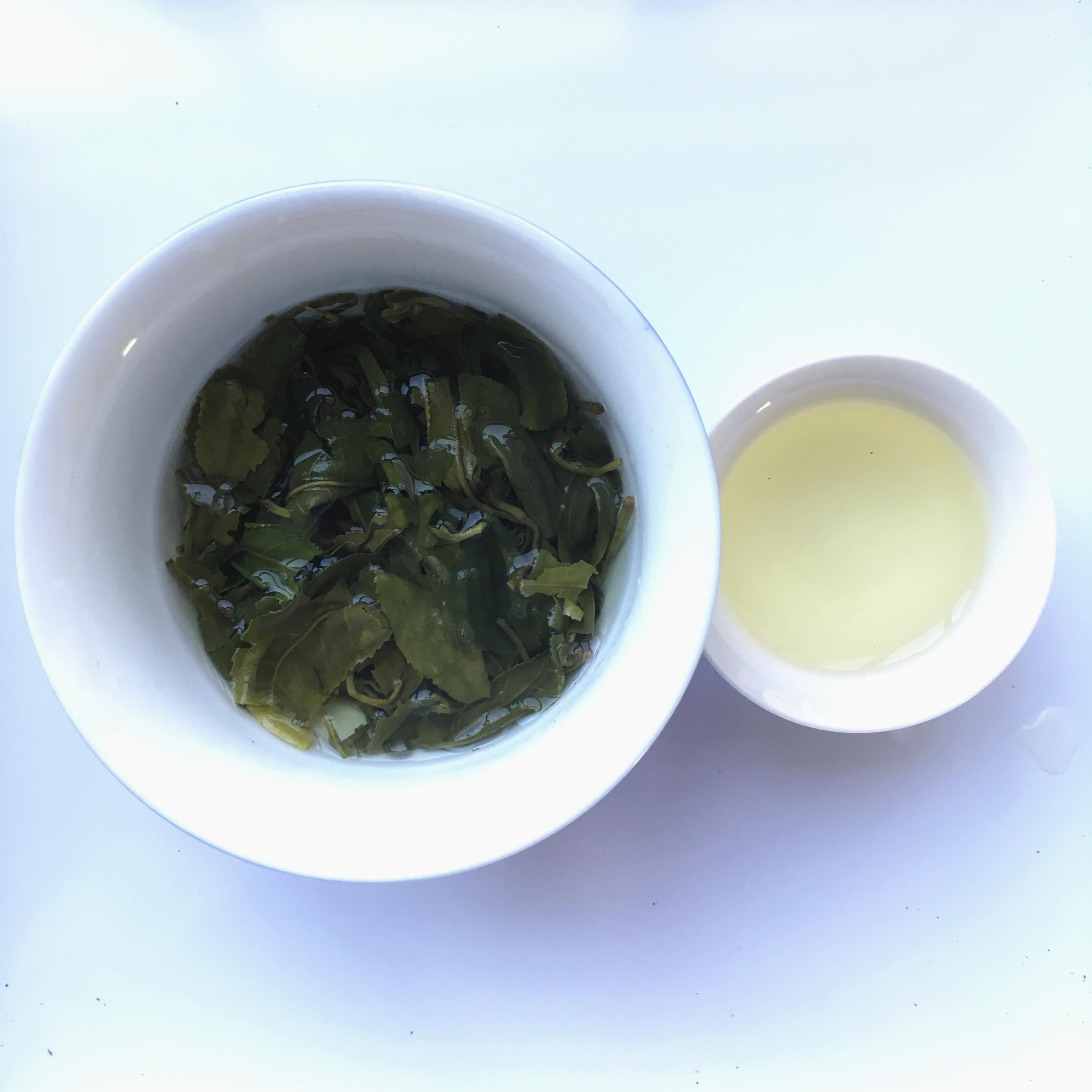 Fresh Organic Green Tea Leaves Blended Loose Tea - 4uTea | 4uTea.com