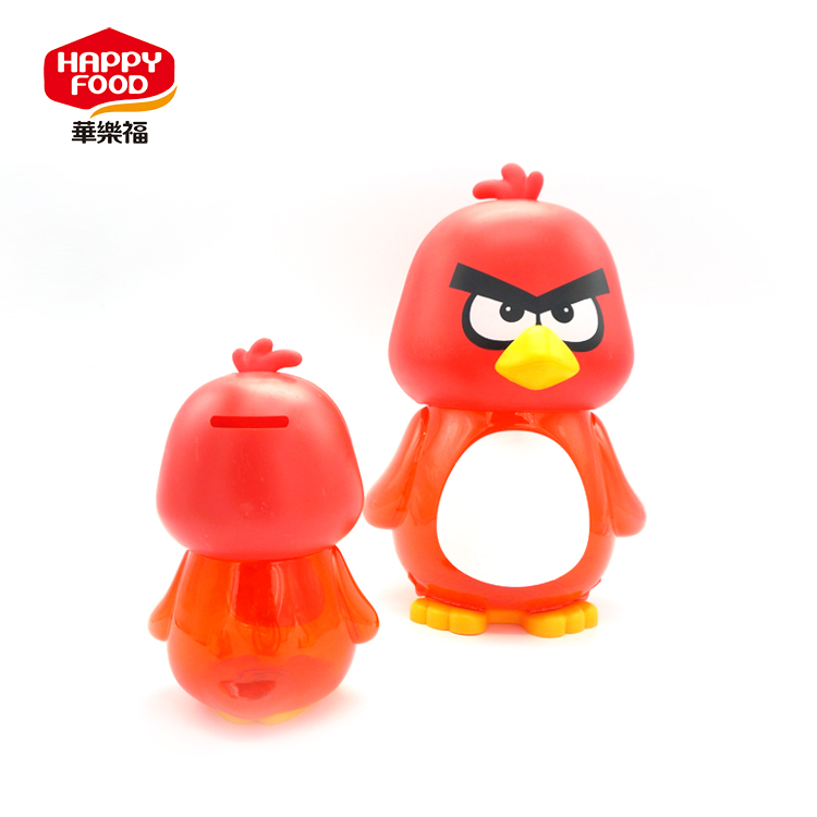 Factory Price bird pet plastic candy bottle
